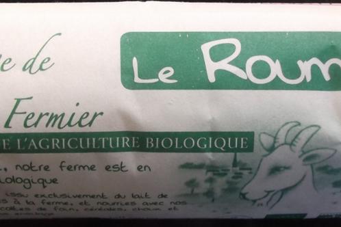 Buche de chèvre Bio - Le Roumé