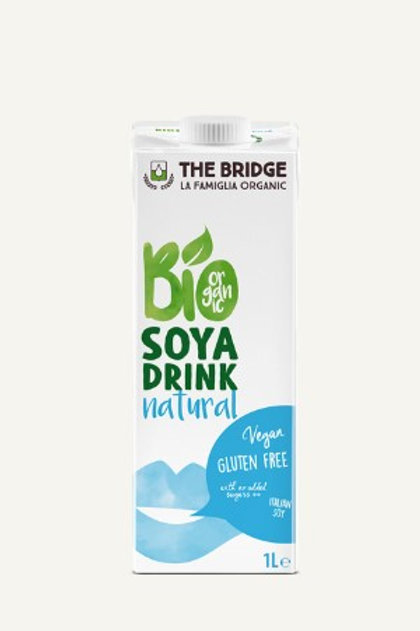 Boisson de soja Bio 1L