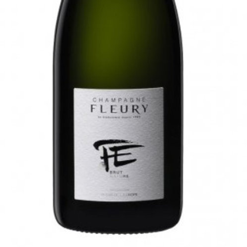 Champagne Fleury - Fleur de l'Europe