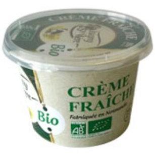 Crème fraîche d'Isigny - 200g