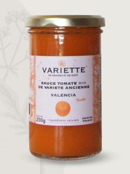 Sauce tomate BIO - Valencia Orange