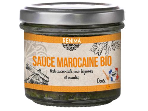 Sauce Marocaine au Miel Bio
