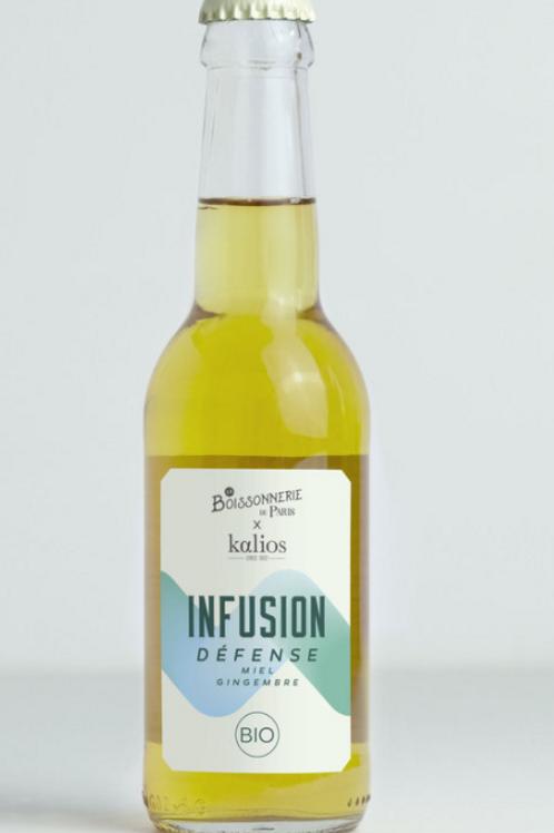 Infusion joie bio - Miel & citron