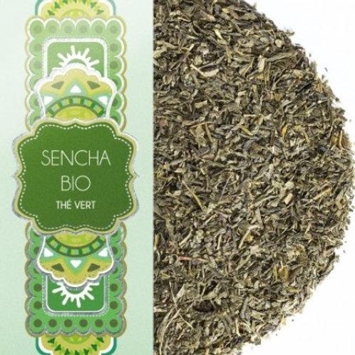 Thé vert - Sencha Bio
