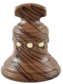 Cloche au chocolat au lait Bio - 400g
