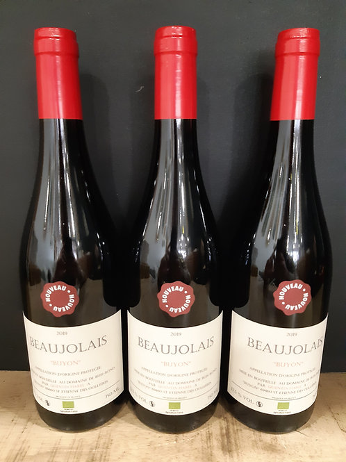 Beaujolais nouveau - Cuvée 2020