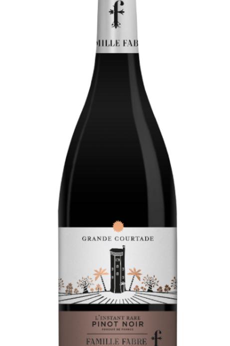 Domaine Fabre - Pinot noir Bio