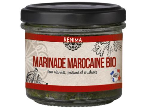 Marinade Marocaine Bio