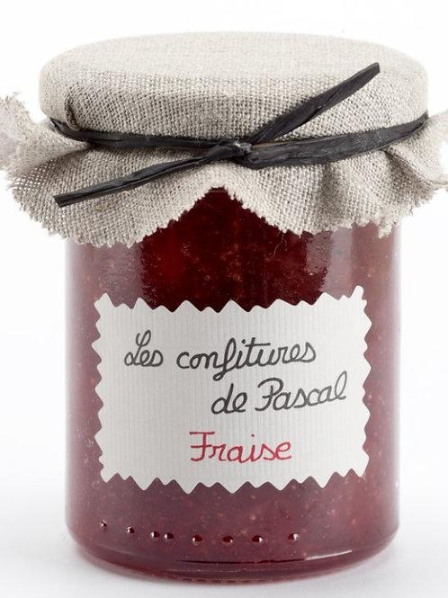 Confiture artisanale de fraise