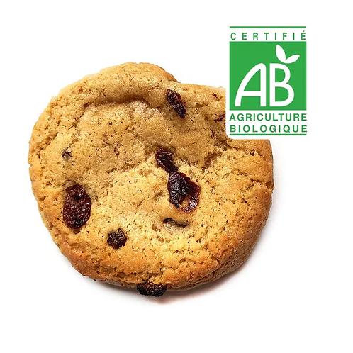 Cookie bio - 3 fruits