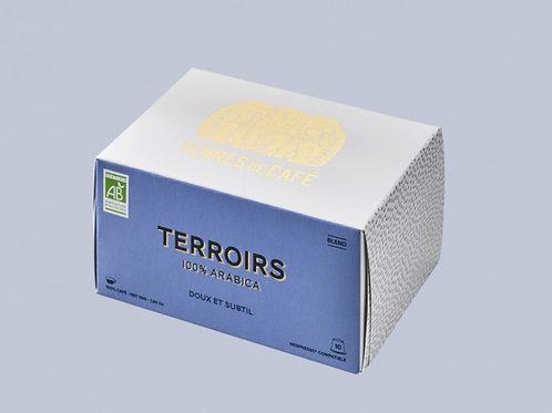 10 capsules Terroirs Bio