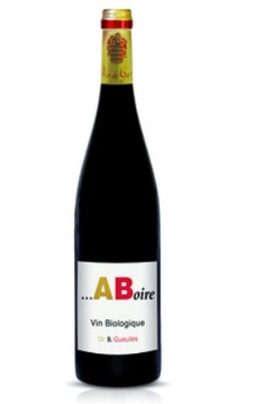 ABoire Rouge - Coteaux du Pont de Gard
