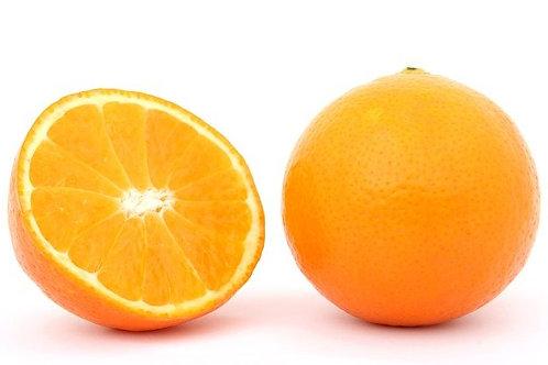 Orange Bio de table