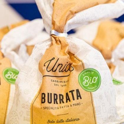 Burrata artisanale bio