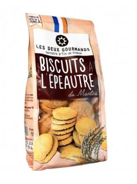 Biscuits à l'Épeautre