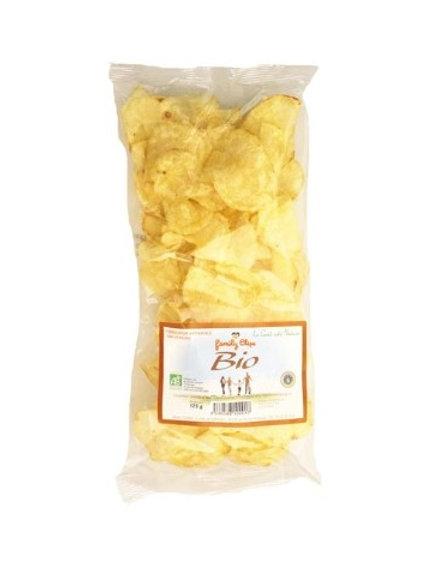 Chips bio artisanales - Piment d'espellette