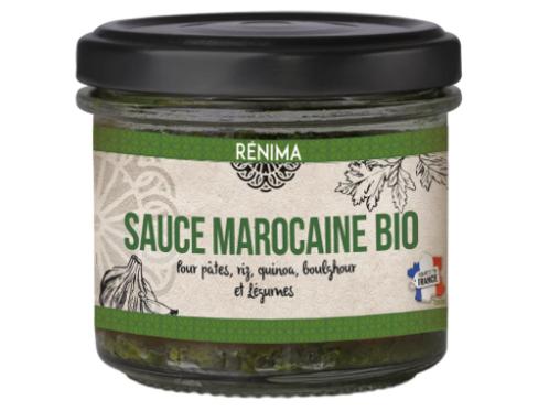 Sauce Marocaine épicée Bio