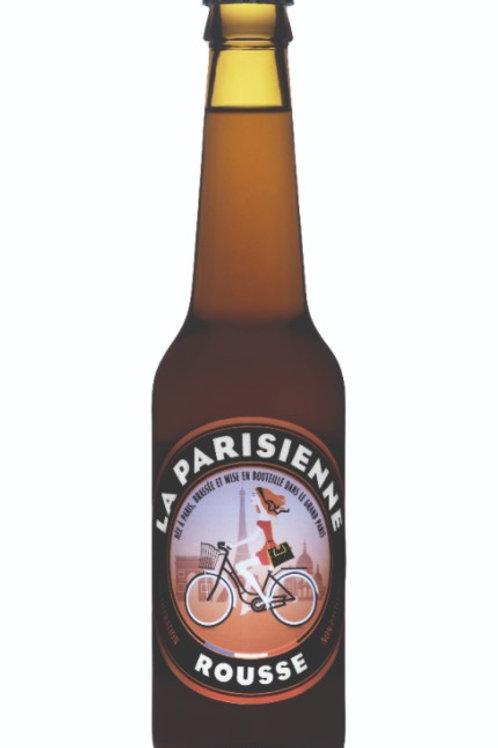 Bière Rousse Bio - La Parisienne