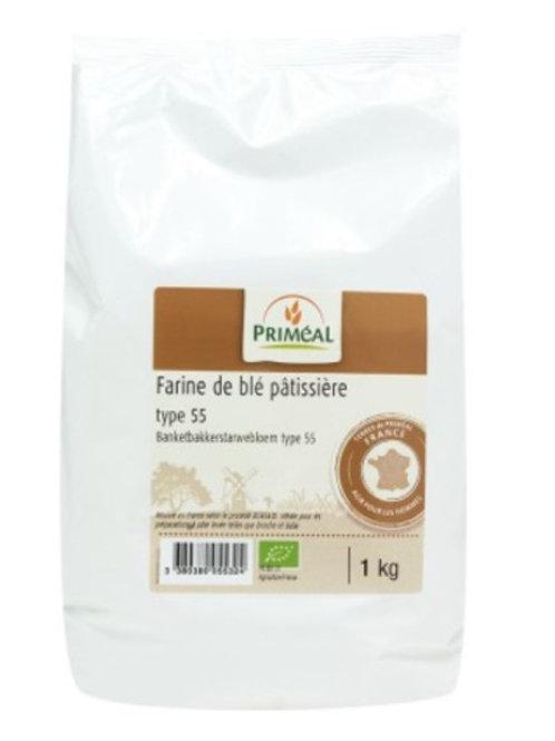Farine de blé pâtissière T55