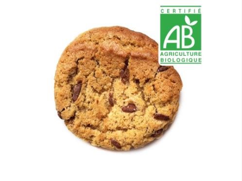 Cookie bio - Chocolat au lait