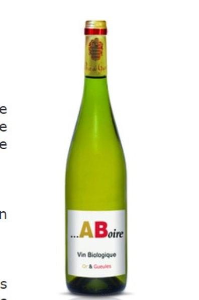 ABoire - Blanc - Coteau du Pont du Gard