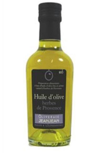Huile d'olive aux herbes de Provence 25cl
