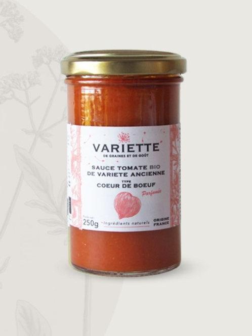 Sauce tomate BIO - Cœur de Bœuf