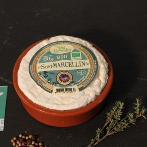 Fromage : Saint Marcellin IGP Bio