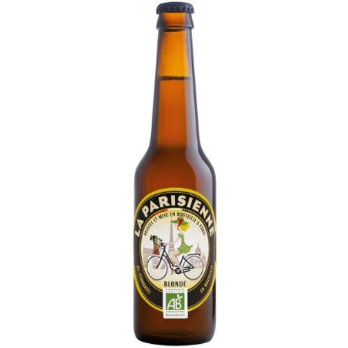 Bière Blonde Bio - La Parisienne