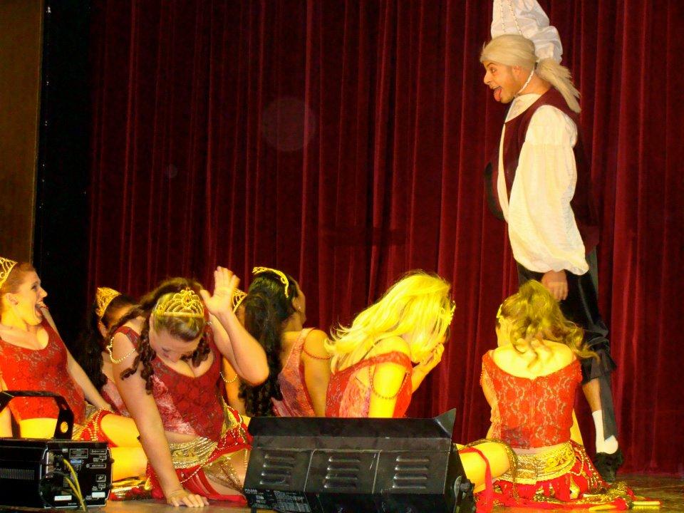 Phantom of the Opera-as Buquet