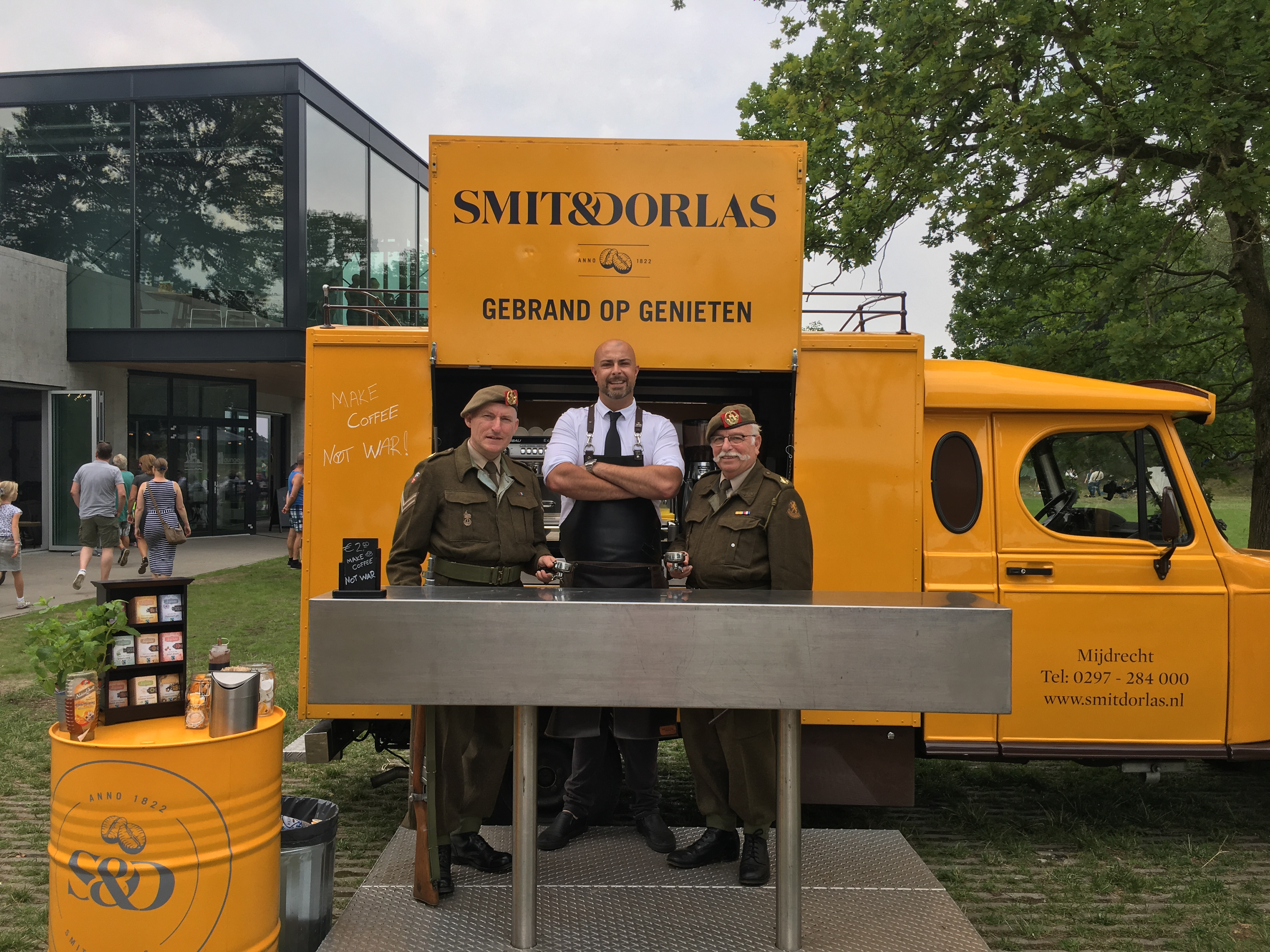 Smit & Dorlas Grebbelounge