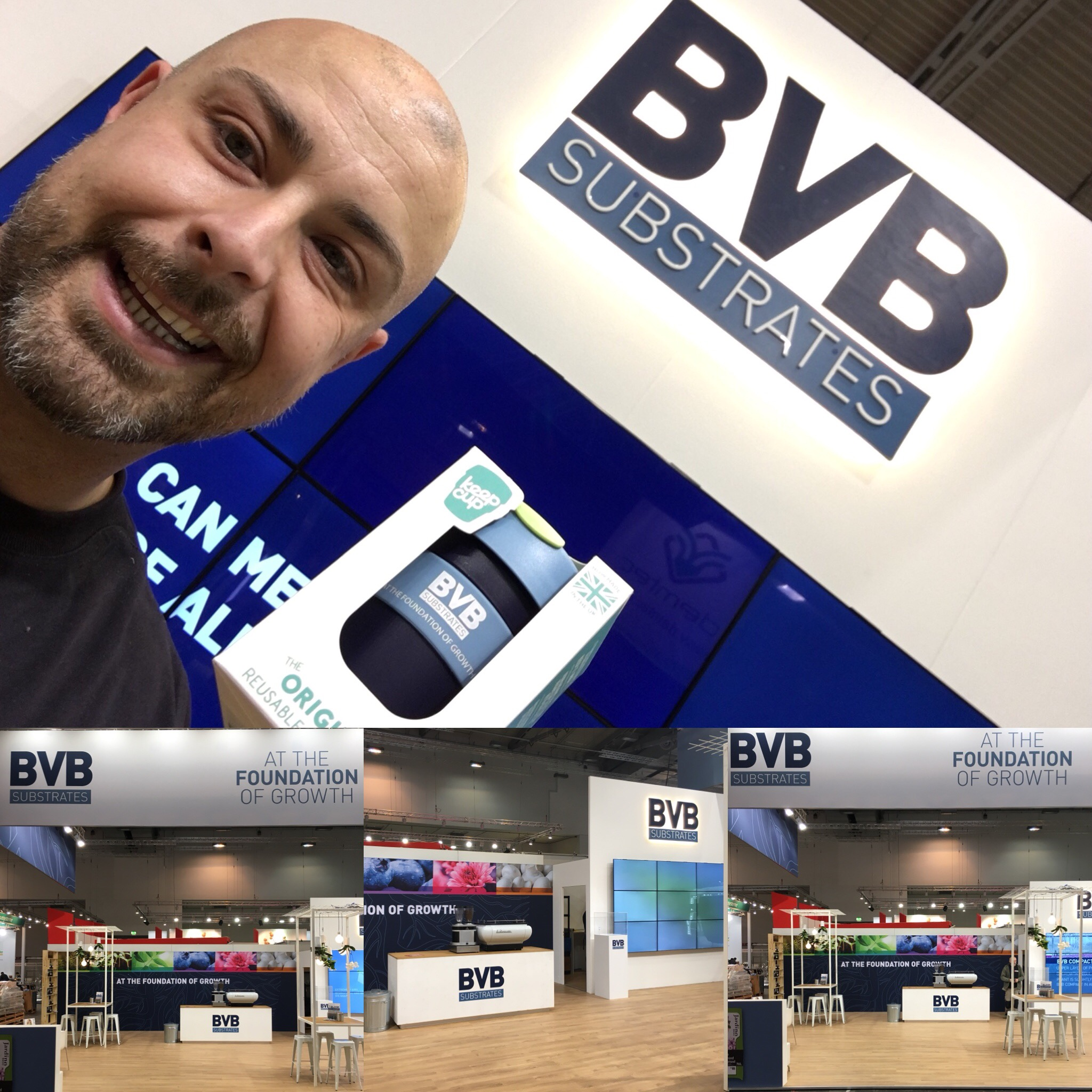 BVB Substrates IPM 2018 Essen Messe