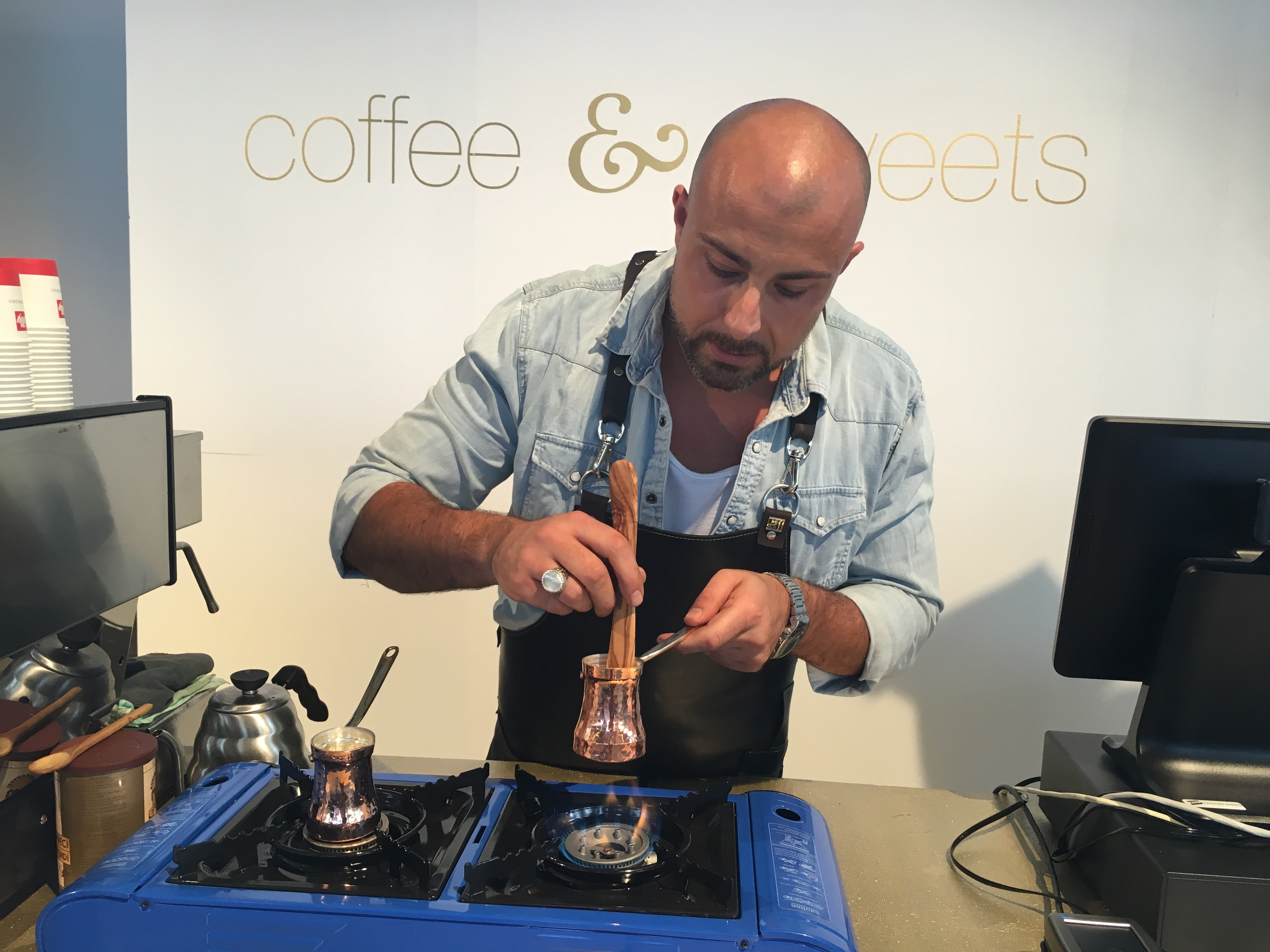 Specialty Turksih Coffee