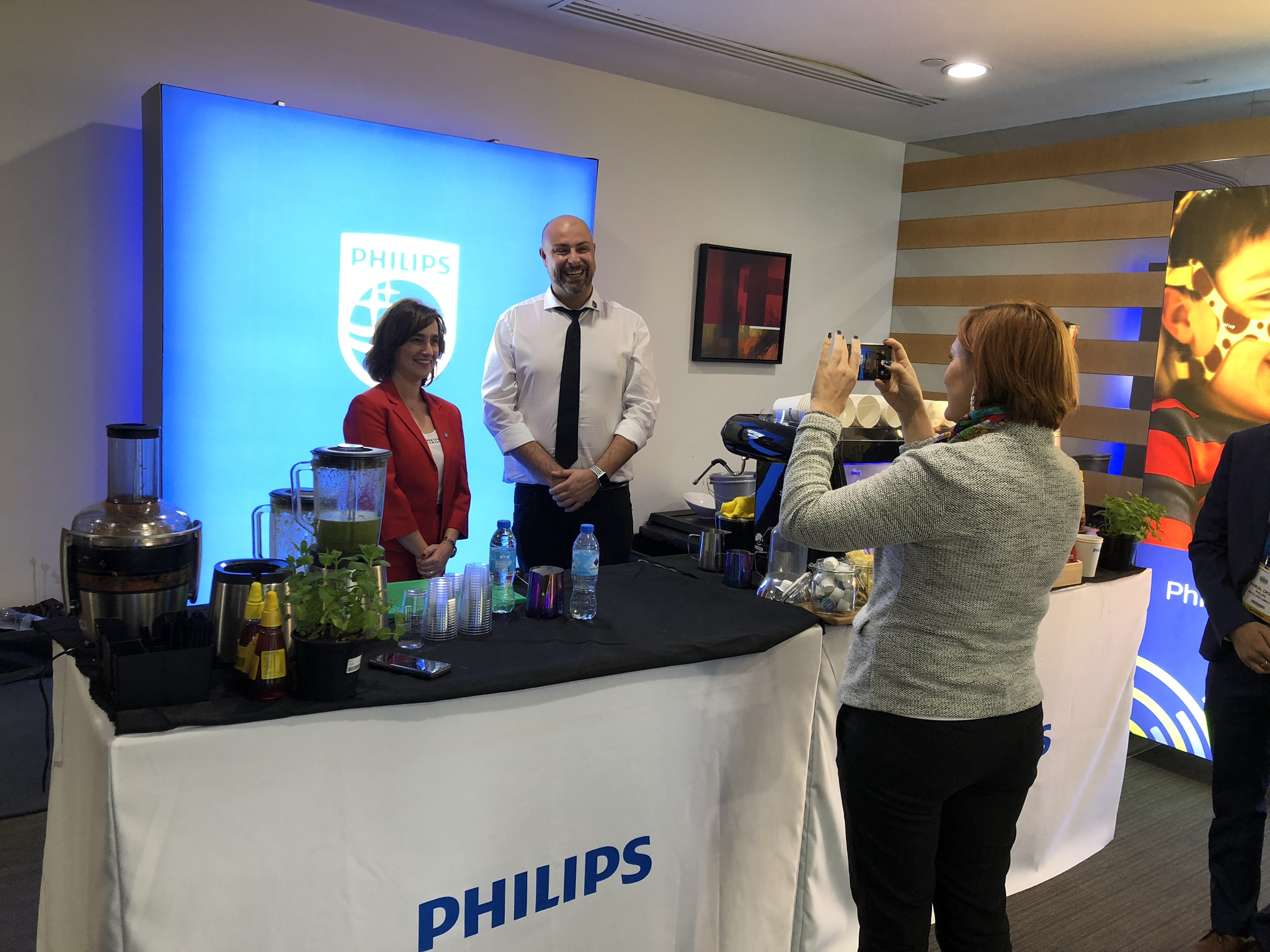 Phillips Arab Health Dubai 2019