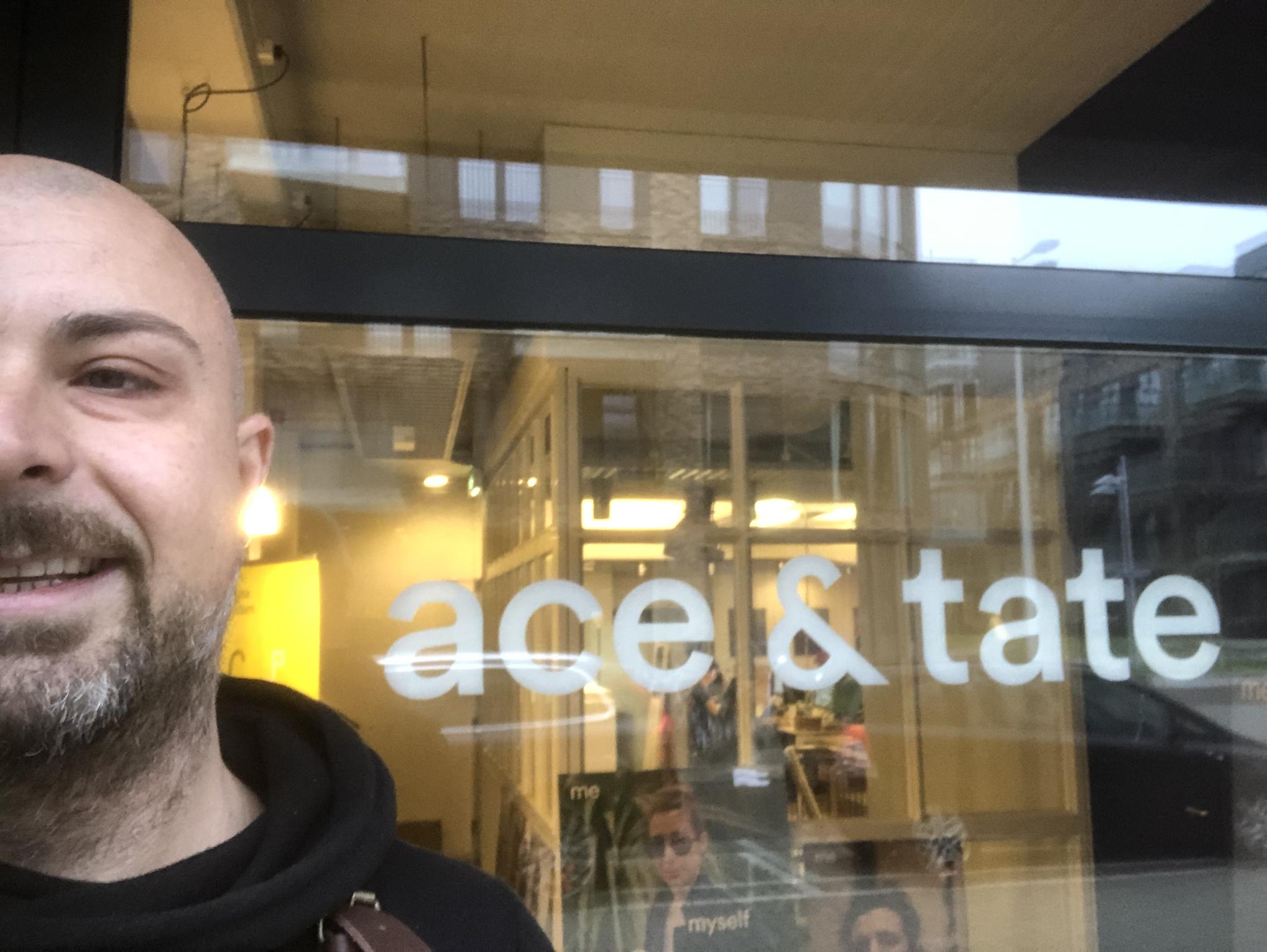 Ace & Tate Amsterdam 2019