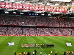 Ajax - Sturm Graz Champions League
