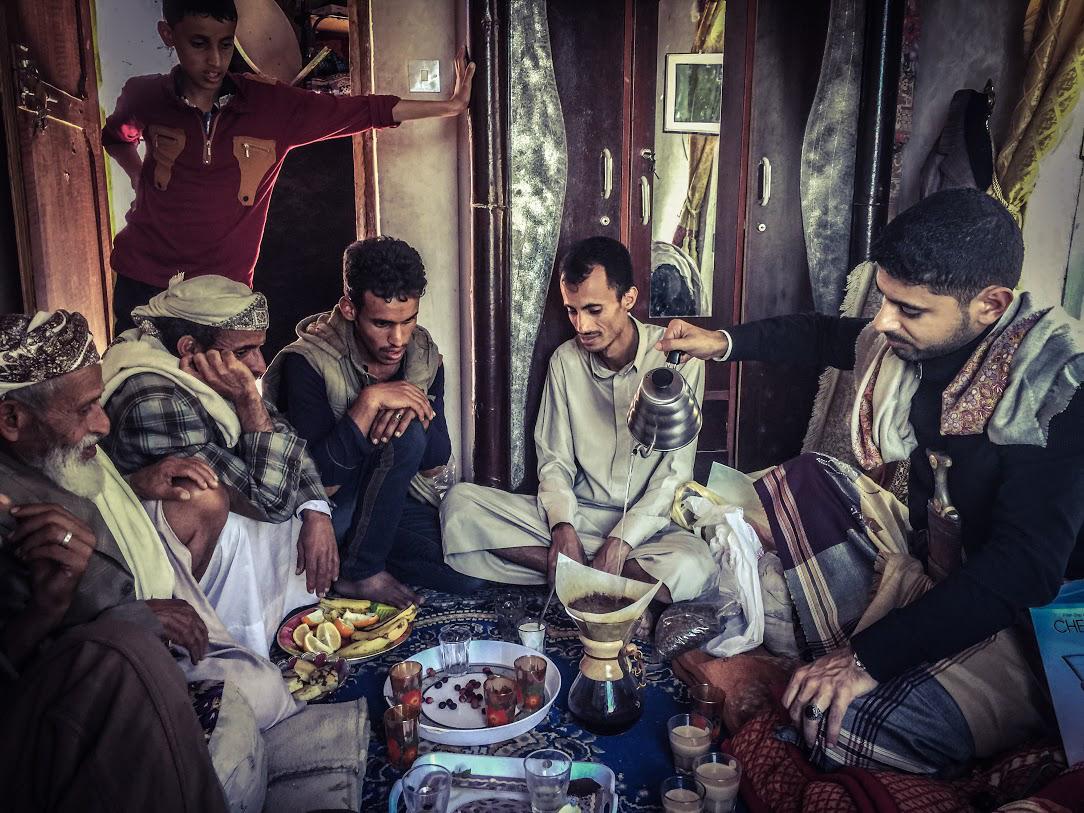 Yemen Kahve Orijin