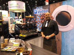 Voltea Restaurant Association Show Chicago