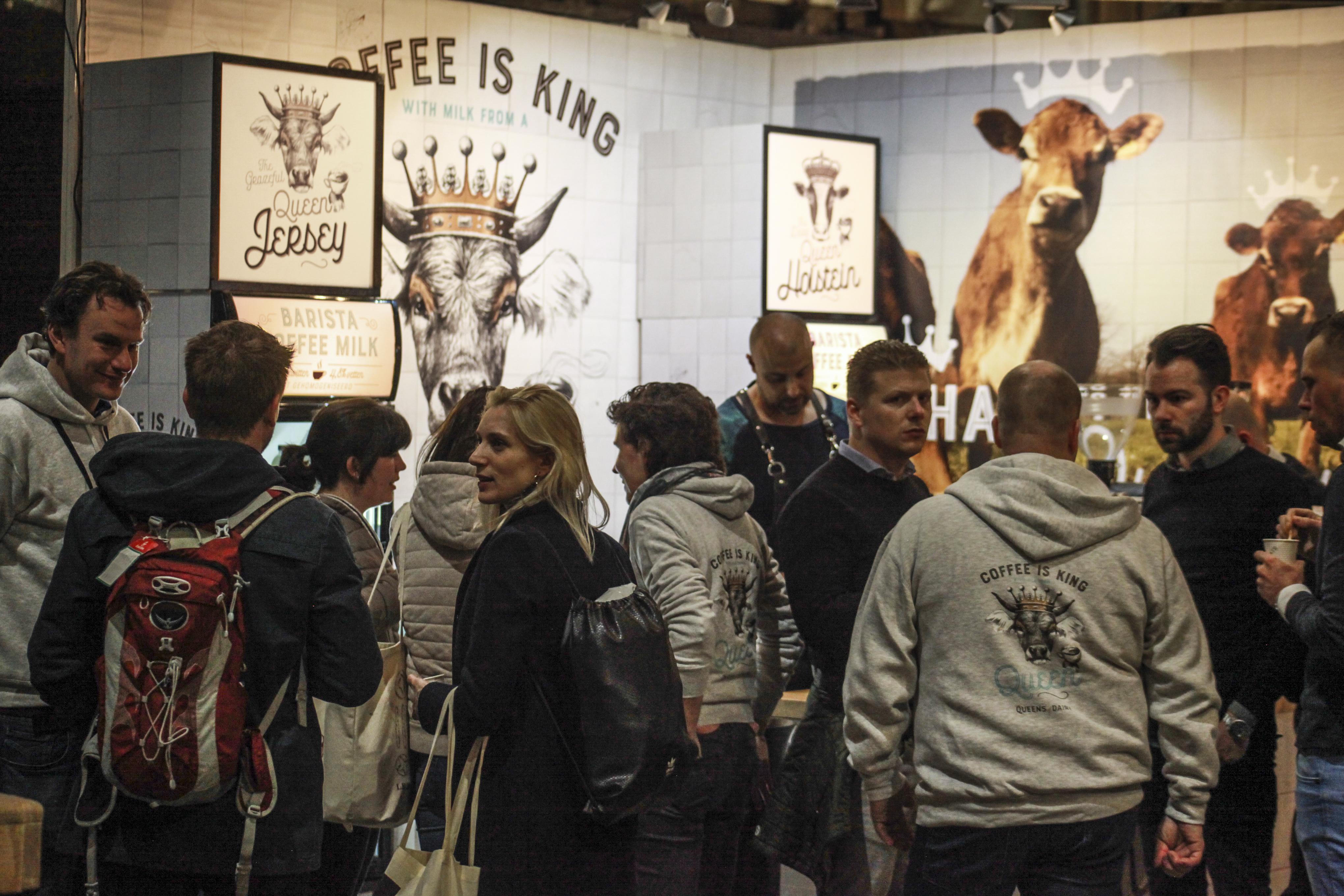 Amsterdam Coffee Festival - ACF 2018