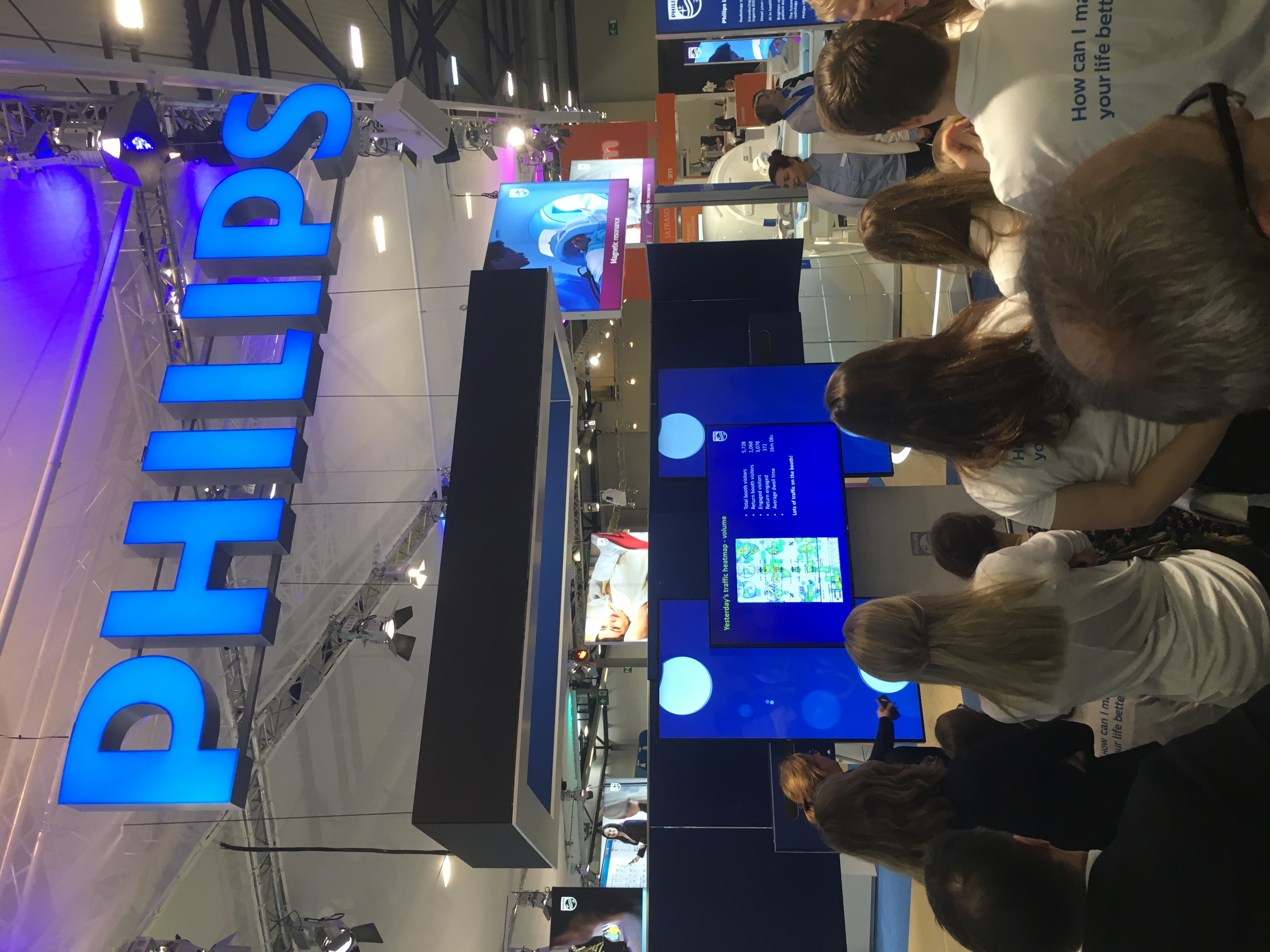 Philips Health Care ECR 2018 Vienna