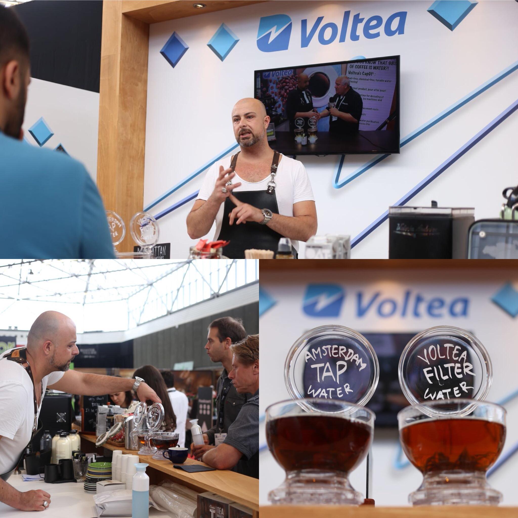Voltea WOC Amsterdam 2018