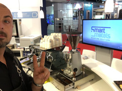 Smart Metals ISE Integrated Systems Europe - RAI Amsterdam1