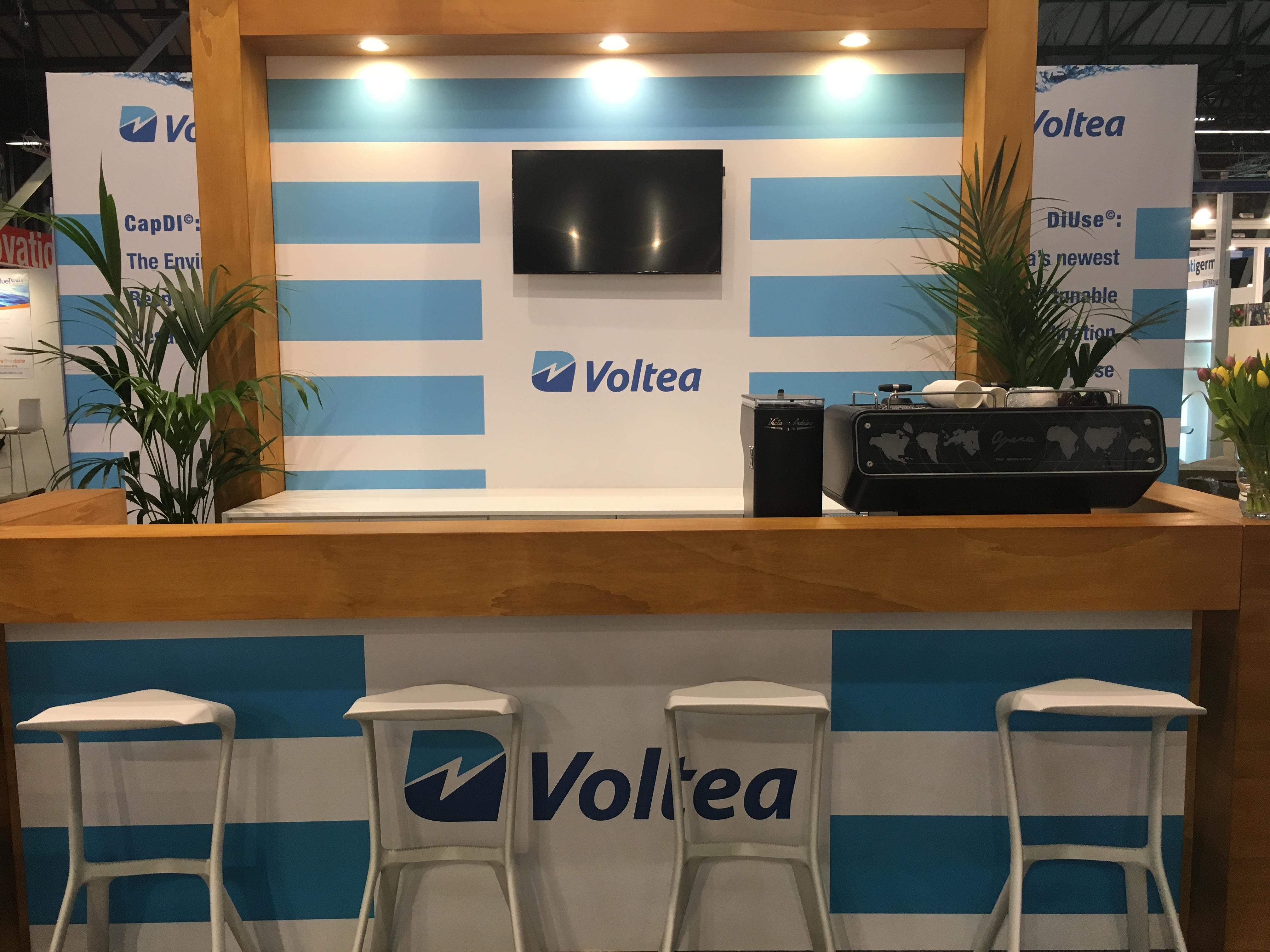 Voltea Aquatech Amsterdam RAI