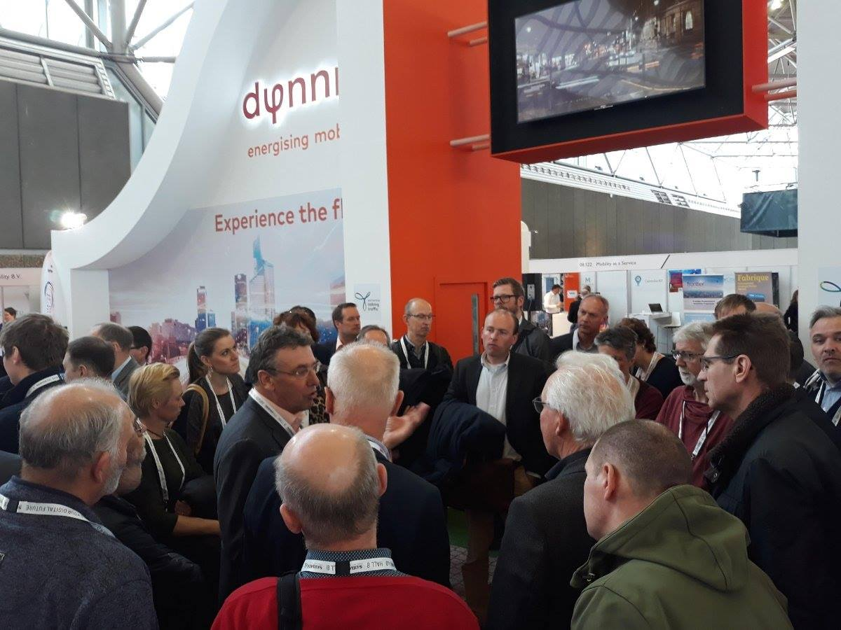 Dynniq Intertraffic 2018 Amsterdam RAI