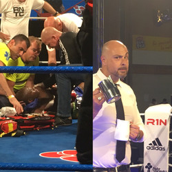 The Ring Events Free Fight Gala0