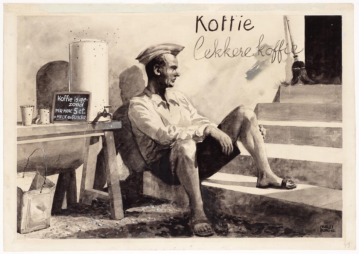 Hollanda Kahve Kültürü
