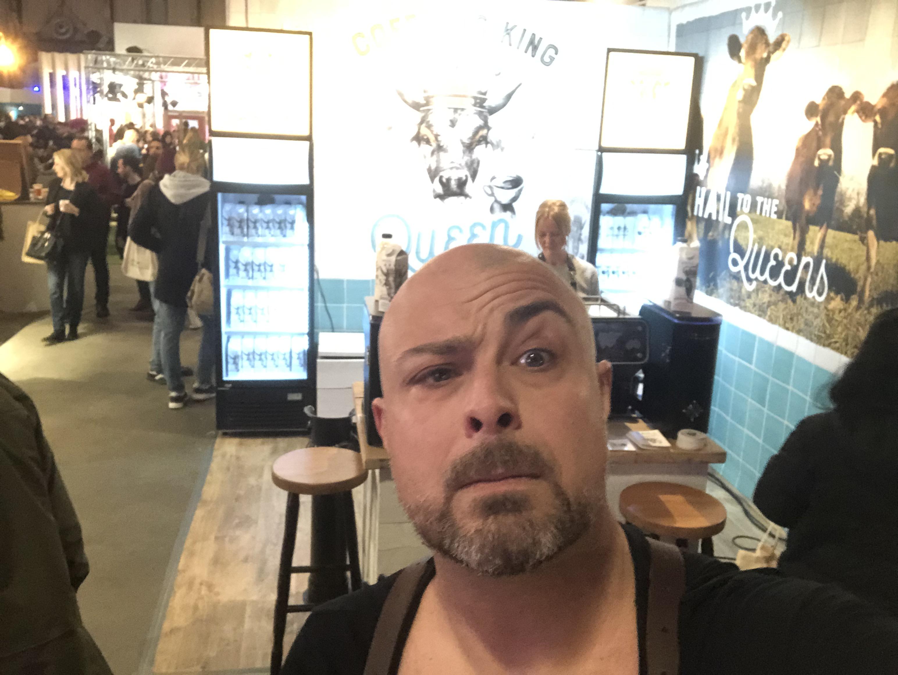 Amsterdam Coffee Festival 2019