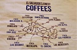 El Salvador Kahvesi
