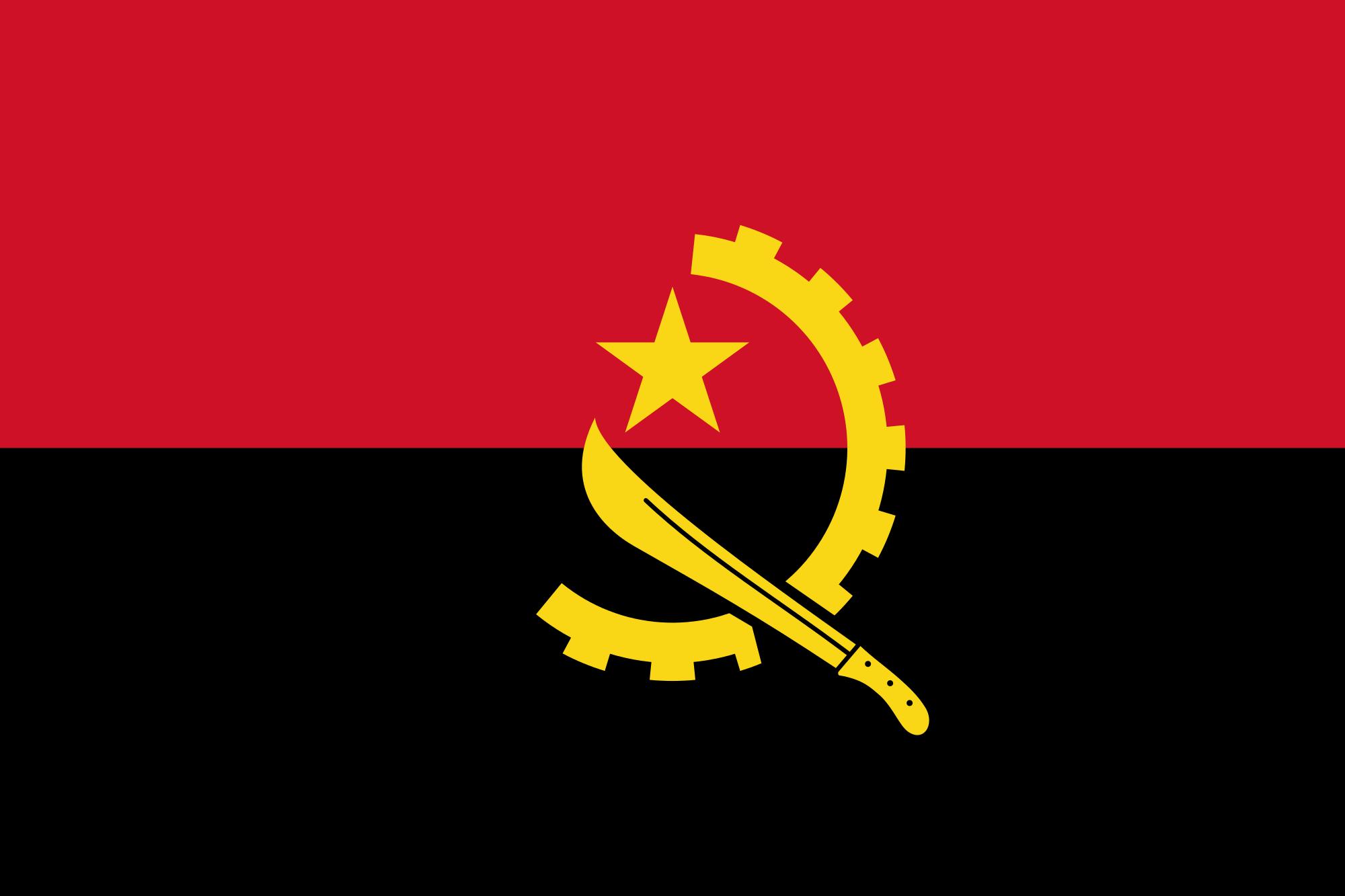 Angola Orijin