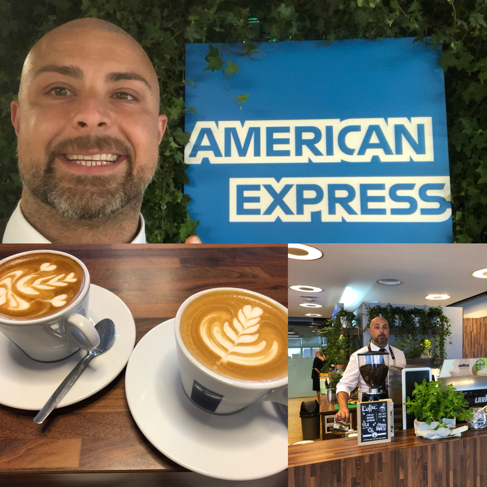 American Express-Money2020 Amsterdam